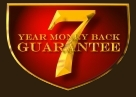 Fractional Ownership with a 7 Year Money Back Guarantee!